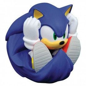 Busto hucha Sonics The Hedgehog