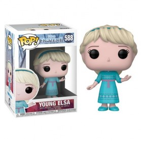 Figura POP Disney Frozen 2 Young Elsa 588