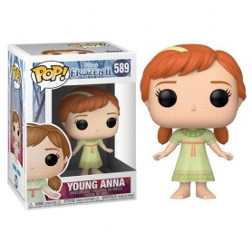 Figura POP Disney Frozen 2 Young Anna