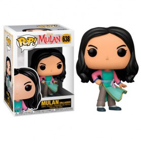 Figura POP Disney Mulan Live Villager Mulan 638